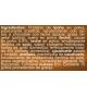 Barrita protéica Frutos secos y Cacao