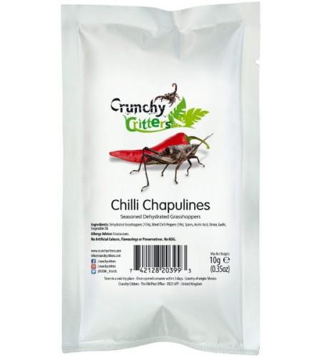 Chapulines Chilli