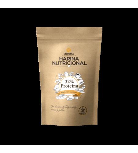 Harina de grillo nutricional