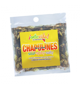 Chapulines Sal y Limón 30 gr