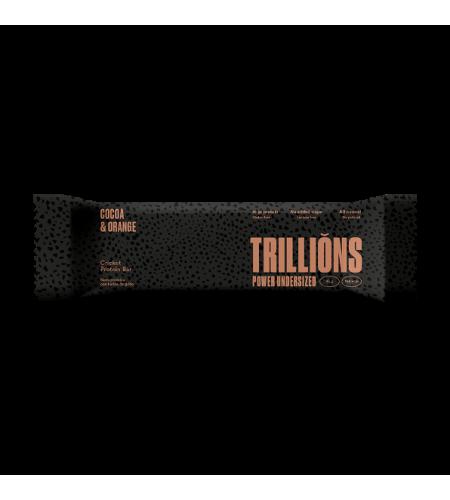 Barrita proteica chocolate y naranja - Trillions