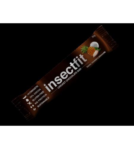 Barrita Chocolate, Piña y Coco