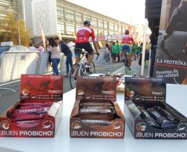 Insectum en la Marcha Cicloturista Ciudad de Valencia 2018